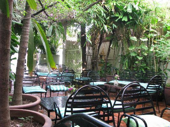 Boddhi Tree Guesthouse: The restaurant
