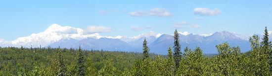 Mt. McKinley Princess Wilderness Lodge: View