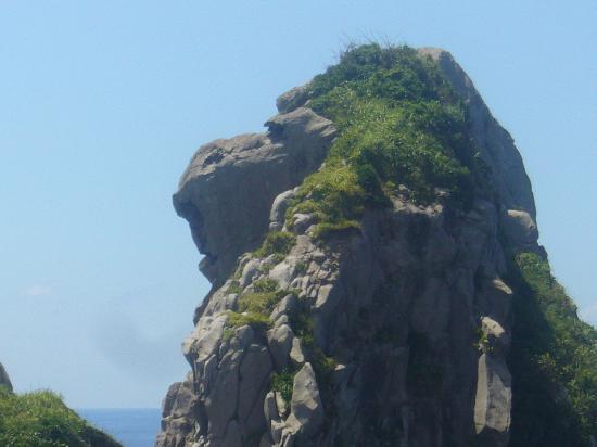 Iki, Japan: その視線の先には何が見えているのだろうか