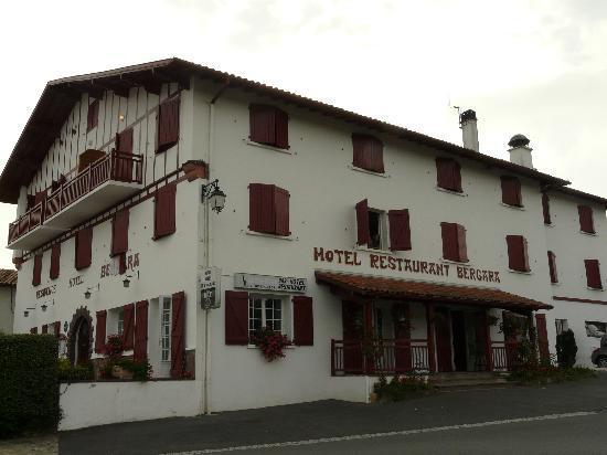 Hôtel Bergara : août 2010