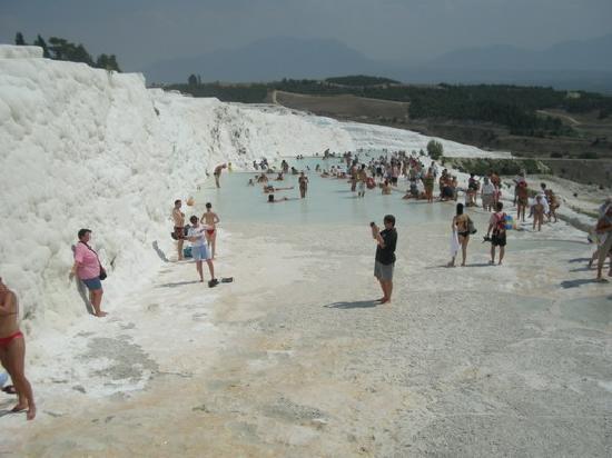 Hierapolis & Pamukkale: Hierapolis-Pamukkale