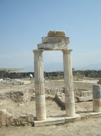 Hierapolis-Pamukkale