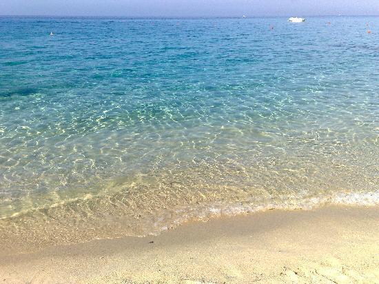 Hotel Residence Sciaron: Il meraviglioso mare della nostra spiaggia