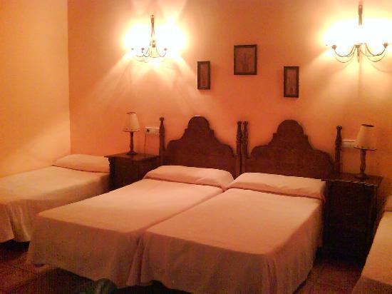 Hotel Bodega La Venta: habitación
