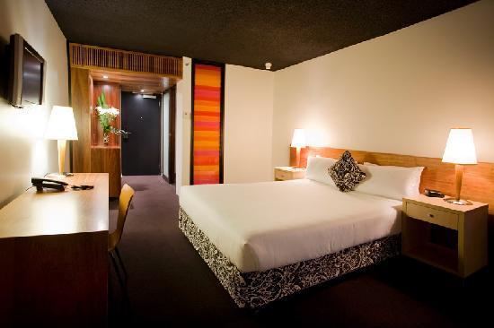 Jasper Hotel Melbourne - Deluxe Room