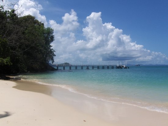 Kantary Bay, Phuket: Cape Panwa Private Beach