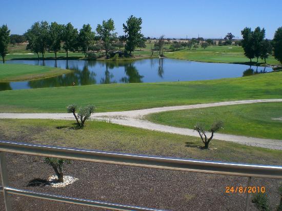 Hotel Montado & Golf Resort: My room view