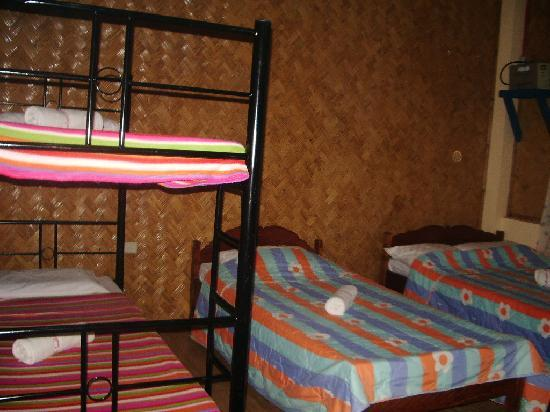 Jendi Seafront Lodge: Familt\y room