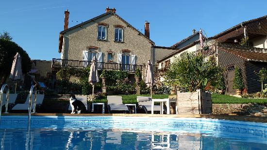 Oeuilly, Frankrijk: piscine