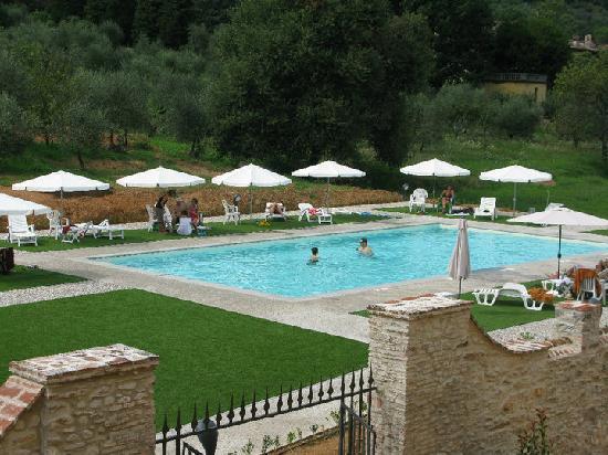 Hotel Villa Cheli: Pool
