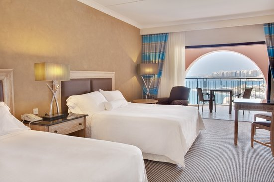 The Westin Dragonara Resort, Malta: Guest Rooms