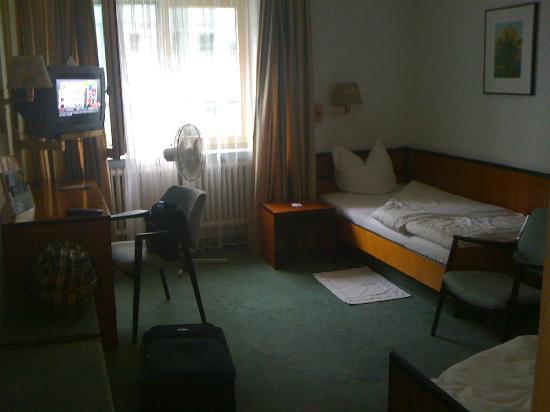 Hotel Unger beim Hauptbahnhof: room