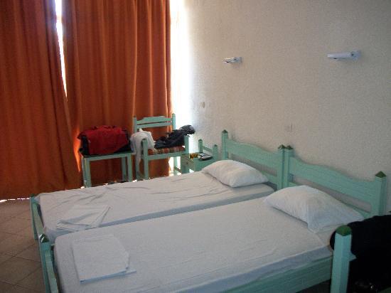 Cnic Gemini Hotel: la stanza