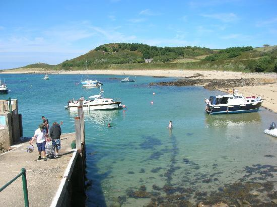 Clifftop Cottages: Heavenly Herm