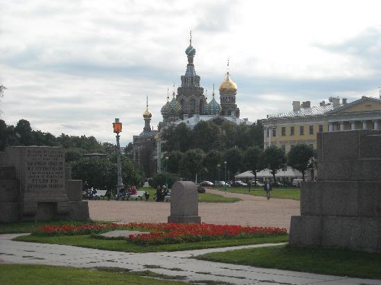 Szentpétervár, Oroszország: Spilled Blood Cathedral