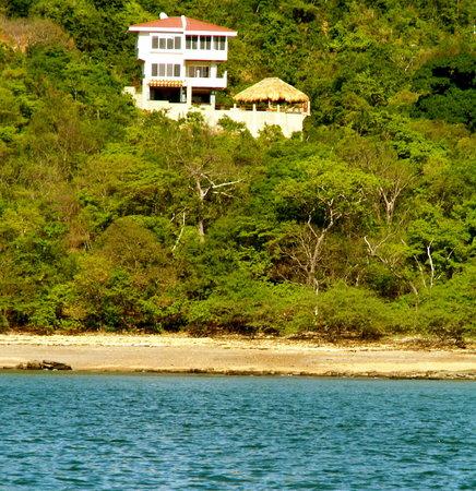 Casa Del Soul: Casa Del Soul from beach