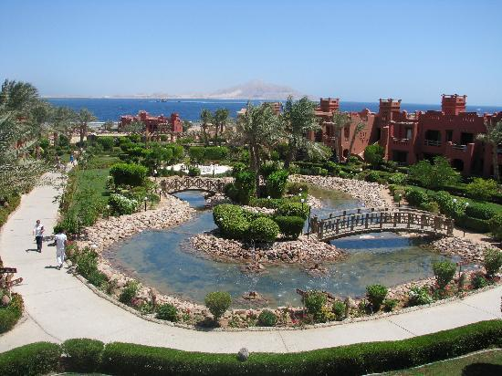 Sea Gardens : Gardens at the Sea Life Hotel