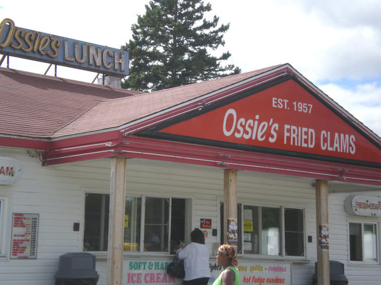 St. George, Canada: Ossie's
