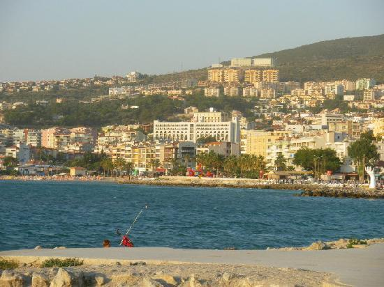 Pigale Beach Resort: kusadasi