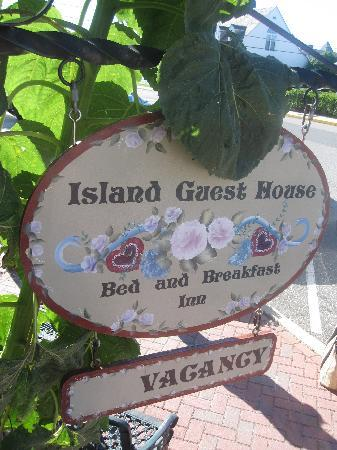 Island Guest House Bed and Breakfast Inn: Island Guest House