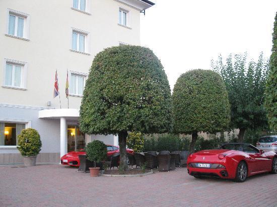 Hotel Arthur: Esterno Hotel 1