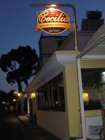 Ristorante Pizzeria Cecilia