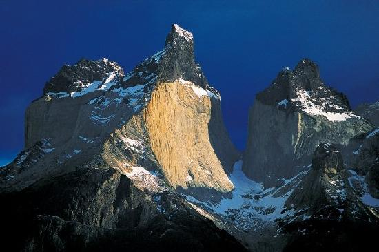 Torres del Paine National Park, Chile: Torres del Paine, Chile