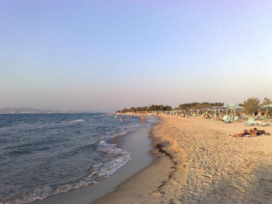 Atlantica Marmari Beach: Mare e Spiaggia