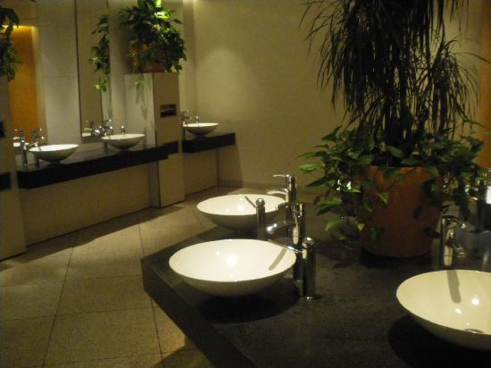 Playmobil -FunPark: toilets in the HOB centre!