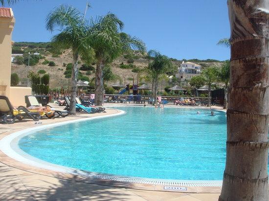 Hotel Baia da Luz: pool baia da luz