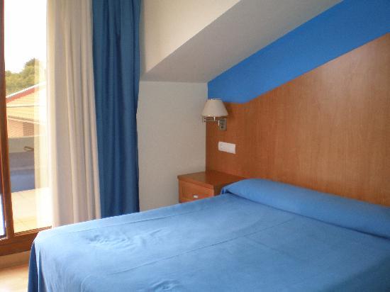 Hotel Estrella del Alemar: LAVABO