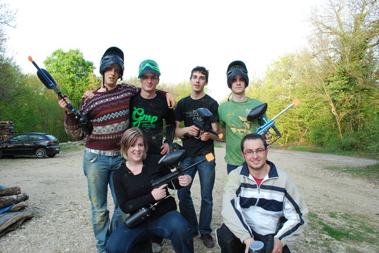 Splatsh Paintball Club