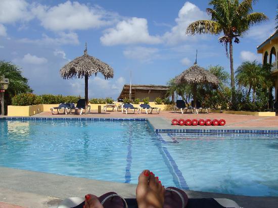 Buddy Dive Resort: relaxing