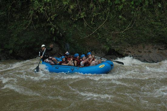 La Fortuna de San Carlos, Costa Rica: Para repetir