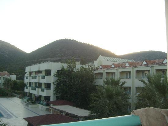 Luana Hotels Santa Maria: Sunrise