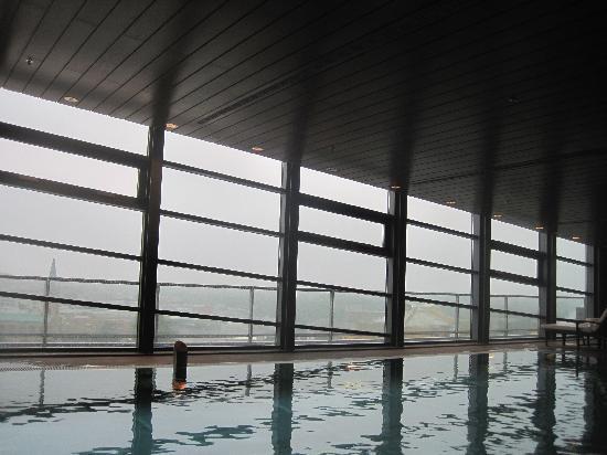Grand Hyatt Berlin: Schwimmbad