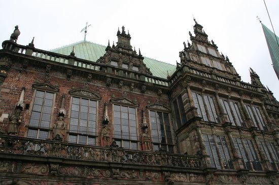 Swissotel Bremen: Zentrum