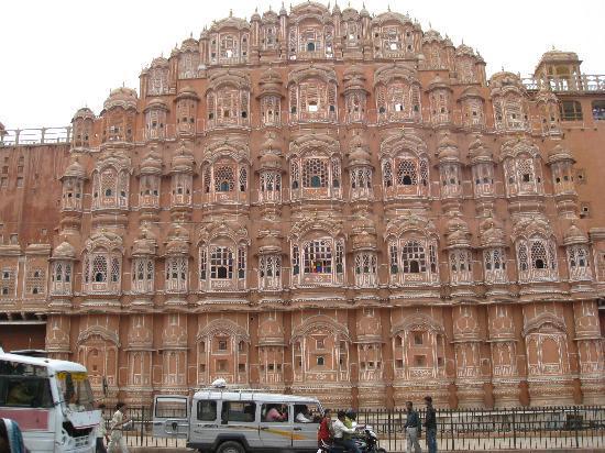 Ciudad Roja de Jaipur