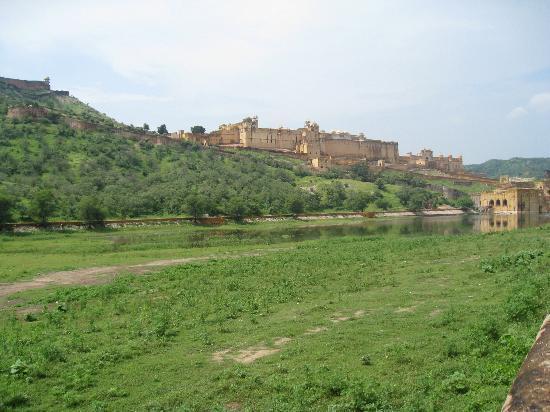 Jaipur, Inde : Fuerte de Amber