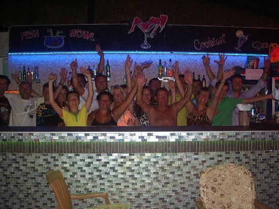 Sun Apartments Marmaris: party time!