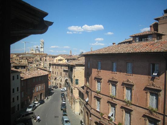 Palazzo Ravizza: Belle vue sur le Duomo