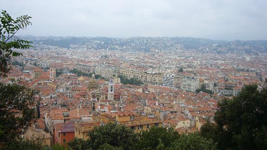 Niza, Francia: Altstadt
