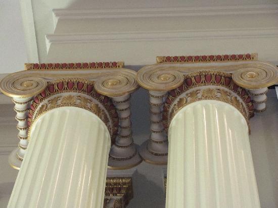 Jackson, MS: Details on Columns