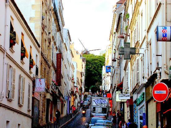 Париж, Франция: Montmatre