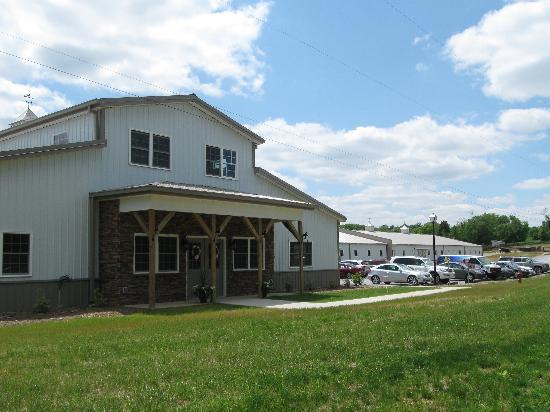 Louisville Equestrian Center