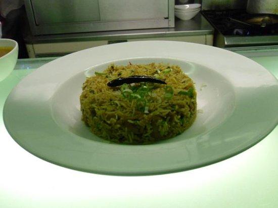 Silka Restaurant: biryani