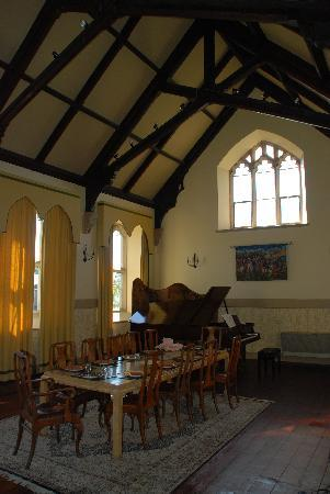 The Old Court: Old Court Room, now dining room
