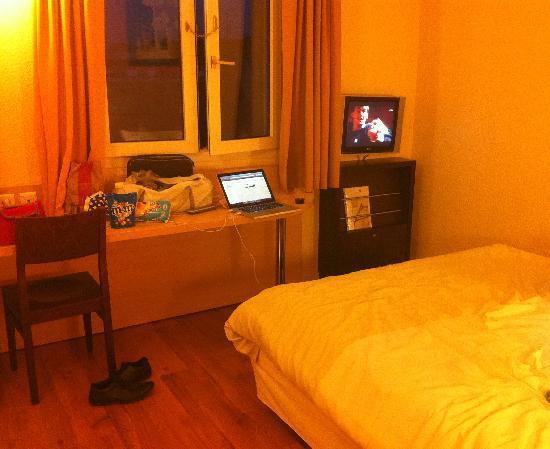 Hotel Ibis Chateauroux: Dsl pour le bordel ^^