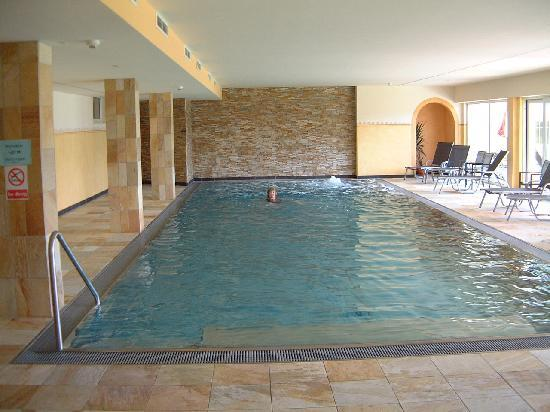 Harmony-Hotel Harfenwirt: The pool  all to myself!