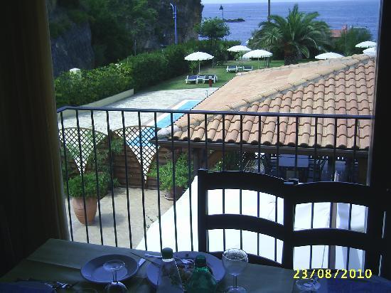 Hotel Arcomagno Club Village: RISTORANTE